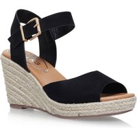 Miss KG Paisley Sandals, Black