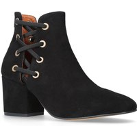 Hudson London Kris ankle boots, Black