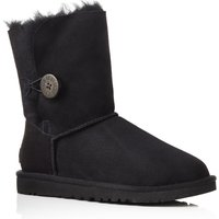 UGG Bailey Button casual flat boots, Black - Ugg Gifts