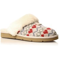 UGG Cozy Knit Heart Slippers, Grey - Ugg Gifts