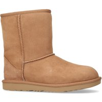 UGG Girls Classic II Kids Boots, Brown - Ugg Gifts