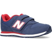 New Balance Boys 373 Velco Trainers, French Blue