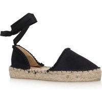 Miss KG Dizzy Flat Sandals, Black