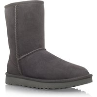UGG Short II fur lined boots, Light Grey - Ugg Gifts