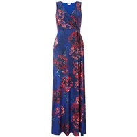 Monsoon Mae Maxi Dress, Blue