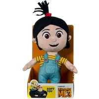 Despicable Me 3 Medium Agnes Soft Toy With Sound