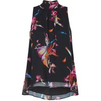 Coast Katie Print Floral Tie Top, Multi-Coloured - Floral Gifts