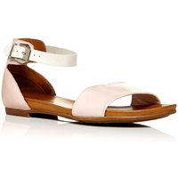 Moda in Pelle Noelle Flat Casual Sandals, Pink