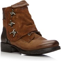Moda in Pelle Brendi ankle boots, Brown