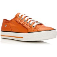 Moda in Pelle Fionie Low Leisure Shoes, Orange