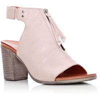 Moda in Pelle Loarli Medium Casual Sandals, Light Pink