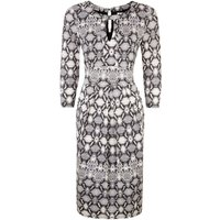 Fenn Wright Manson Amber Dress, Grey Marl