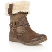 Lotus Roxana ankle boots, Brown