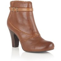 Lotus Hallmark Morie ankle boots, Brown