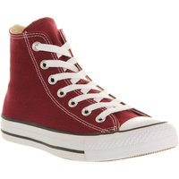 Converse Converse all star hi trainer, Maroon