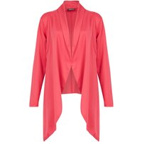 Feverfish Waterfall Scuba Jacket, Pink