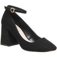 Office Macey Mary Janes, Black