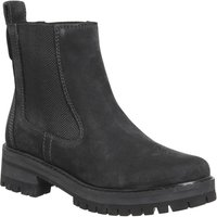 Timberland Courmayer Valley Chelsea Boots, Jet Black