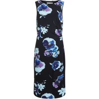 Havren Maxine Ruched Dress, Blue