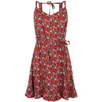 Oasis Aymee Floral Dress, Pink - Seek Gifts