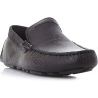 UGG Henrick Leather Driver Shoes, Black - Ugg Gifts