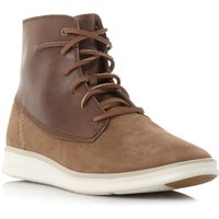 UGG Lamont lace up white sole boots, Tan - Ugg Gifts