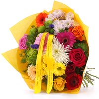 Floric Happy birthday bouquet