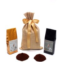 Floric Breakfast & After Dinner Ground Coffee Hamper