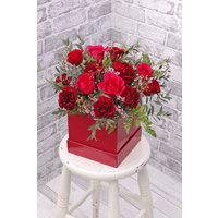 Floric Romantic Hat Box
