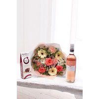 Floric Amori Peach Bouquet