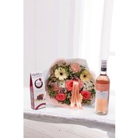 Floric Personalised Amori Peach Bouquet