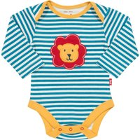 Kite Baby Boys Lion Bodysuit, Blue - Lion Gifts