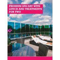 Buyagift Premium Spa Day With Lunch And Treatments For Two