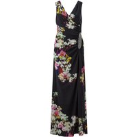 Ariella Selina Printed Maxi Dress, Multi-Coloured