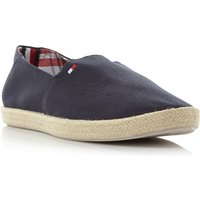 Tommy Hilfiger Granada 2D4 Espadrille Slip On Shoes, Blue