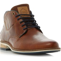 Dune Chambers multi-colour sole chukka boot, Tan - Shoes Gifts