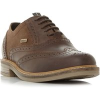 Barbour Redcar Casual Lace Up Brogues, Amazon Brown