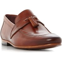 Ted Baker Grafit Double Tassel Loafer Shoes, Tan