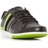 Hugo Boss Metro Tenn Mesh Trainers, Jet Black