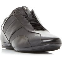 Hugo Boss Sporty Low Mercedes Sleep Trainers, Jet Black - Mercedes Gifts
