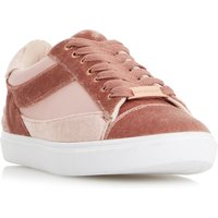 Head Over Heels Elize Mix Material Sport Trainers, Pink