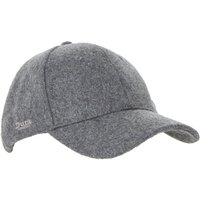 Dune Noxx Melton Embroidery Cap, Grey