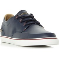 Lacoste Esparre Deck Vulcanised Deck Shoes, Blue