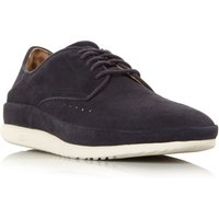UGG Cali Wing Toe D Punch Derby Shoes, Blue