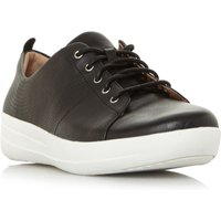 FitFlop F-Sporty Ii Lace Up Trainers, Black