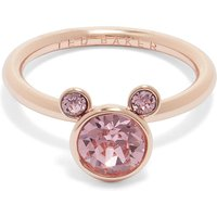 Ted Baker Adanno Crystal Detail Bear Ring, Pale Pink - Bear Gifts