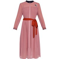 Ted Baker Davinee Shirt Dress, Dusty Pink - Seek Gifts