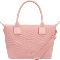 Ted Baker Carisee Quilted Tote Bag, Pink