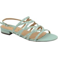 Ravel Hanna Flat Sandals, Garrison Green