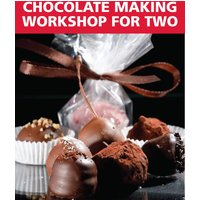 Red Letter Days The original chocolate making workshop for two, Red